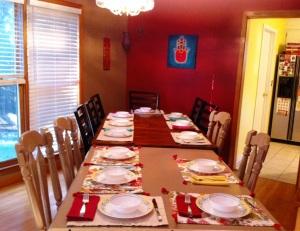 Dinner Party - Vegan Italiano Style