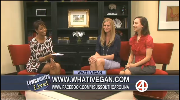 Animal-friendly laws segment with HSUS SC State Director Kim Kelly