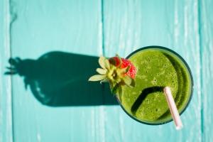 vegan brunch recipes green smoothie