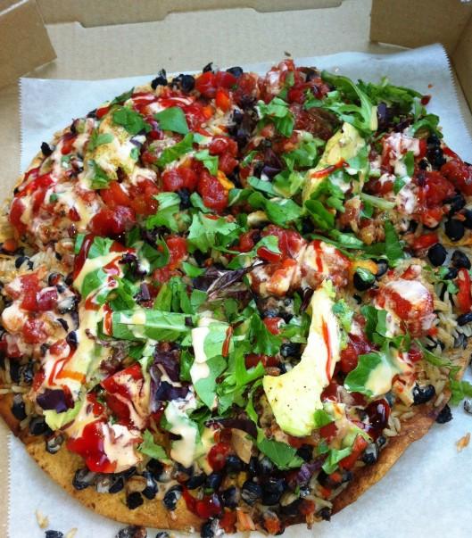 Dellz Jazzy Pizza